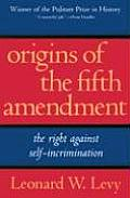 Origins of the Fifth Amendment The Right Against Self Incrimination
