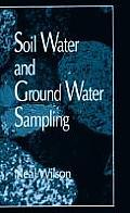 Soil Water & Ground Water Sampling