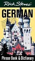 Rick Steves German Phrasebook 5th Edition