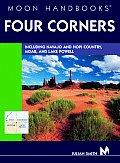 Moon Four Corners Handbook 1st Edition