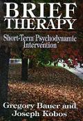 Brief Therapy Short Term Psychodynamic