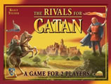Catan Rivals of Catan Game