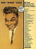 Nat King Cole All Time Greatest Hits Complete Original Sheet Music Editions