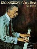 Rachmaninoff - Very Best for Piano