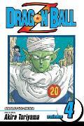 Dragon Ball Z, Vol. 4
