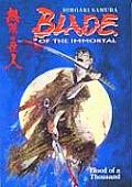 Blade of the Immortal Volume 1 Blood of a Thousand