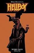 Hellboy Weird Tales 01