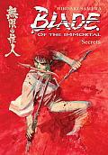 Secrets Blade Immortal 10