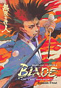Blade of the Immortal Volume 12 Fall Frost