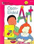 Open Ended Art Ages 3 6