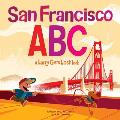 San Francisco ABC A Larry Gets Lost Book