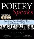 Poetry Speaks Hear Great Poets Read Their Work from Tennyson to Plath With CDs 3