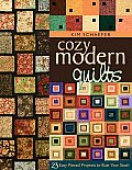 Cozy Modern Quilts - Print-On-Demand Edition