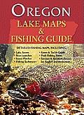 Oregon Lake Maps & Fishing Guide