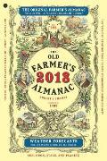 Old Farmers Almanac 2018