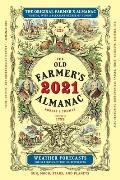 Old Farmers Almanac 2021 Trade Edition