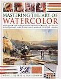 Mastering the Art of Watercolor Mixing Paint Brush Strokes Gouache Masking Out Glazing Wet Into Wet Drybrush Painting Washes Using Resists S