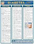Diabetes Care Laminate Reference Charts (Medical Series)