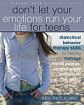 Dont Let Your Emotions Run Your Life Teens