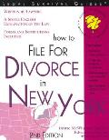 How To File For Divorce In New York 2nd