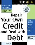 Repair Your Own Credit & Deal With Debt