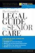 Legal Guide to Senior Care 2nd Edition