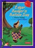 Edgar Badgers Balloon Day