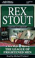 The League Of Frightened Men: A Nero Wolfe Mystery: Nero Wolfe 2