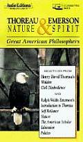 Thoreau & Emerson Nature & Spirit