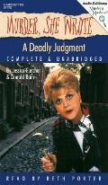 Deadly Judgement Murder She Wrote