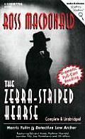 Zebra Striped Hearse