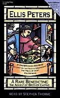 Rare Benedictine The Advent of Brother Cadfael