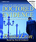 Doctored Evidence A Commissario Guido Brunetti Mystery