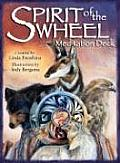 Spirit of the Wheel Meditation Deck with Poster & Booklet