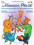 Manners Please Poems & Activities That