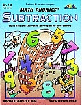 Math Phonics Subtraction Grades 1 3
