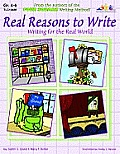 Real Reasons to Write
