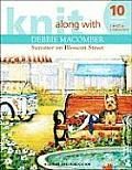 Knit Along with Debbie Macomber The Shop on Blossom Street
