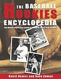 Baseball Rookies Encyclopedia