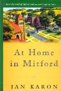 At Home In Mitford Karon Jan Mitford