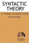 Syntactic Theory, 152: A Formal Introduction, 2nd Edition