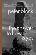 Answer to How Is Yes Acting on What Matters