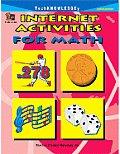 Internet Activities For Math