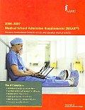 Medical School Admission 2006 2007