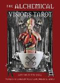 Alchemical Visions Tarot 78 Keys to Unlock Your Subconscious Mind Book & Cards