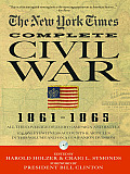New York Times Complete Civil War 1861 1865
