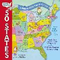 50 States: A State-By-State Tour of the USA