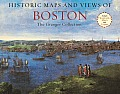 Historic Maps & Views of Boston