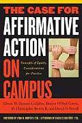 Case For Affirmative Action On Campus Co
