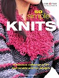 So Simple Knits A Fabulous Collection of 24 Fashionable & Fun Designs